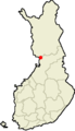 Location of Kuivaniemi in Finland.png