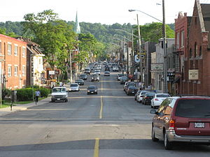 Locke Street (Hamilton, Ontario) - Locke Street South