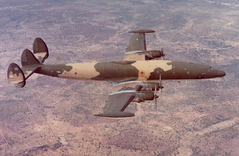 Lockheed EC-121R 1969