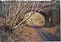 Lodge Copse Railway Bridge. - geograph.org.uk - 116592.jpg