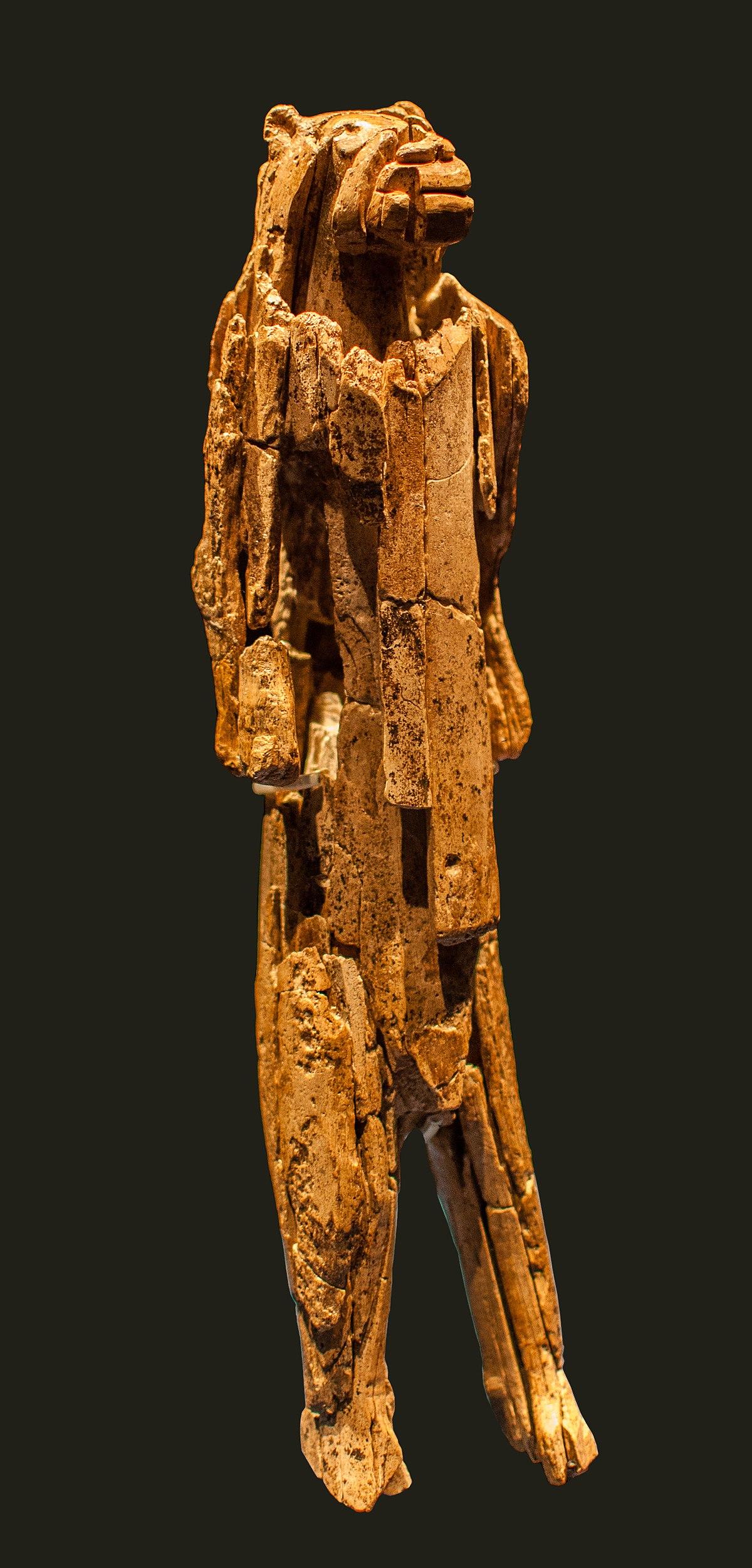lion man of the hohlenstein stadel wikidata