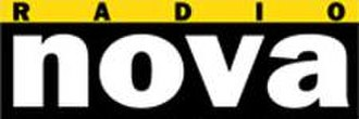 Radio Nova (France) - Image: Logo Radio Nova 1995