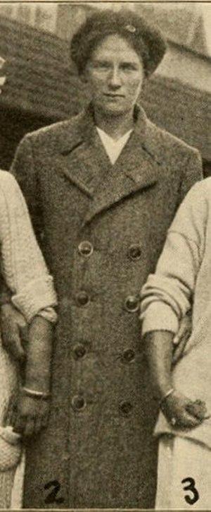 Lois Moyes Bickle - Moyes, c. 1911