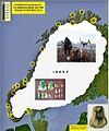 Lokalitetskonsentrasjoner fra tidligmesolittisk tid i Norge.jpg