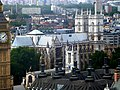 London - View from London Eye - Westminster Abbey - panoramio.jpg