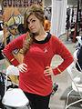 Long Beach Comic & Horror Con 2011 - Star Trek the original series officer (6301177215).jpg