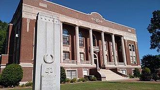 Lonoke County Courthouse - Image: Lonoke, AR 005