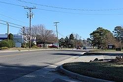Looking down to Deltaville (11595438013).jpg