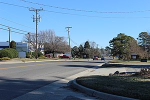 Deltaville, Virginia - A view of Deltaville