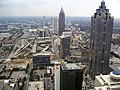 Looking north from Westin Peachtree - panoramio.jpg