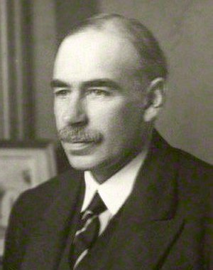 The Economic Consequences of the Peace - John Maynard Keynes in the 1920s
