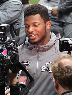 Lorenzo Carter (American football) American football linebacker