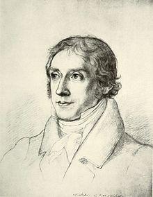 Barthold Georg Niebuhr (Zeichnung von Louise Seidler) (Quelle: Wikimedia)