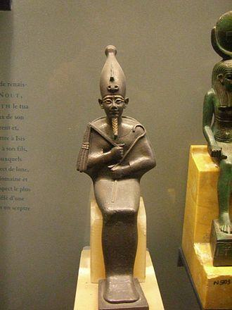 Hedjet - Image: Louvre 032008 23