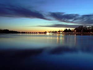 Lowell merrimack river sunset.JPG