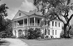 Lowndes Grove (House), Saint Margaret Street & Sixth Avenue, Charleston (Charleston County, South Carolina).jpg