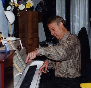 Luc Ferrari - Image: Luc Ferrari Composer of France