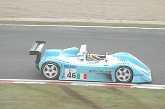 Lucchini Engineering - A Lucchini SR2 at the 2005 1000km of Spa.