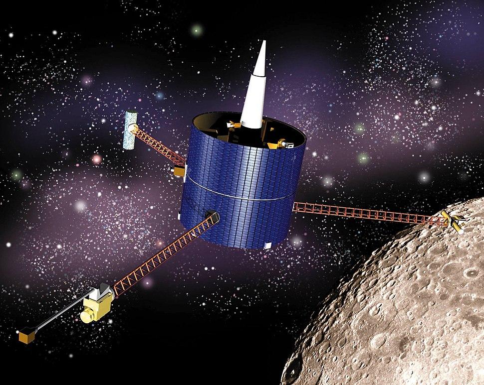 Lunar Prospector orbiter