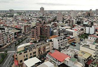 Luodong - Image: Luodong Township 01