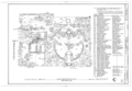 Luther Burbank House, Gardens, 200 Santa Rosa Avenue, Santa Rosa, Sonoma County, CA HABS CAL,49-SANRO,4-B- (sheet 6 of 7).png