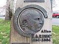 Lyon 2e - Mémorial à Allan Kardec quai Gailleton 4 (janv 2019).jpg