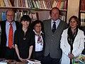 Más de 800 libros fueron donados por la Biblioteca del Congreso a Colegio de Chépica (cropped).jpg