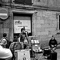 Músicos, rúa do Vilar, Santiago de Compostela.jpg