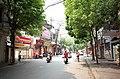 Một góc phố Tuệ Tĩnh, đoạn gần điểm giao giữa phố Tuệ Tĩnh và phố Hào Thành, thành phố Hải Dương, tỉnh Hải Dương.jpg