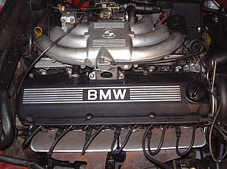BMW 5 Series (E34) - M20 engine- used in early 520i/525i models