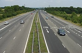 M23 Motorway West Sussex.jpg