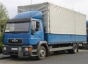 MAN M2000 Pritschenwagen