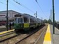 MBTA 3664 at Cleveland Circle (1), May 2016.JPG