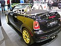 MINI Cooper S Roadster at NAIAS 2012 (6679934751).jpg