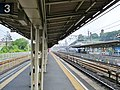 MT-Shūrakuen Station-Platform 2.jpg