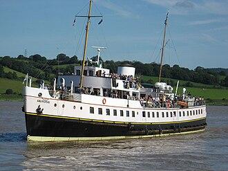 MV Balmoral (1949) - Image: MV Balmoral