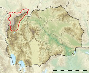 Macedonia relief Sar location map.jpg