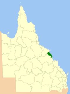 Mackay Region Local government area in Queensland, Australia