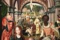 Maestro del 1518 (seguace), trittico con l'adorazione del bambino, re magi e presentazione al tempio, 1500-30 ca. (anversa) 03.jpg