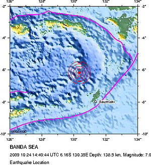 English: Magnitude_7.0_BANDA_SEA