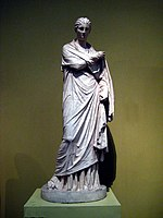 Maiden from Herculaneum (Pushkin museum cast) 01 by shakko.jpg
