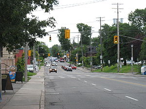 Old Ottawa East - Main Street