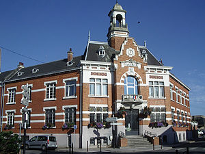 Faches-Thumesnil - Image: Mairie de Faches Thumesnil