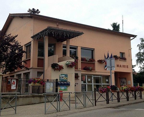 Photo de la ville Pizay