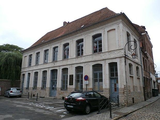 Monument historique à Béthune