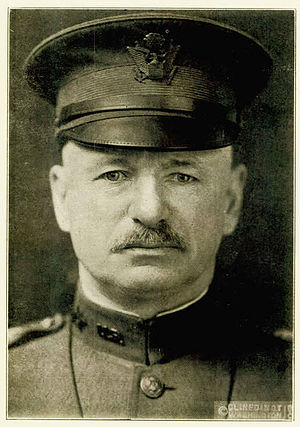 32nd Infantry Division (United States) - Major General William G. Haan, commanding officer of the 32nd Infantry Division during World War I