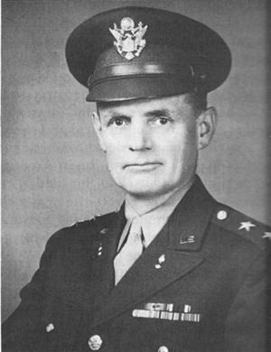 Gladeon M. Barnes - Image: Major General Gladeon M. Barnes