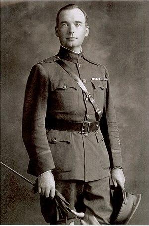 Malcolm Wheeler-Nicholson - Image: Major Malcolm Wheeler Nicholson