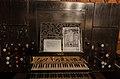 Malchow Orgelmuseum Klosterkirche Spieltisch der Frieseorgel aus Ribnitz.jpg