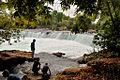 Manavgat vattenfall waterfalls Turkiet Turkey.jpg